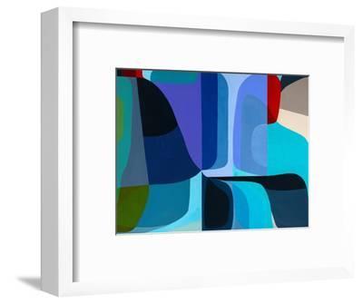 Merging Waters-Marion Griese-Framed Art Print