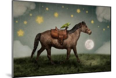 Wanderlust-Greg Noblin-Mounted Art Print