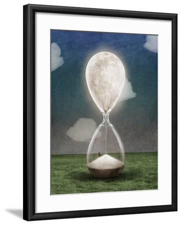 Passage of Time-Greg Noblin-Framed Art Print