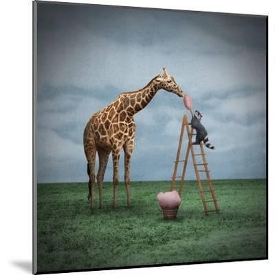 Cotton Candy-Greg Noblin-Mounted Art Print