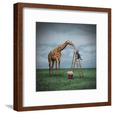 Cotton Candy-Greg Noblin-Framed Art Print