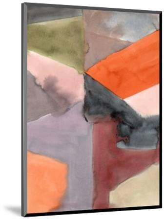 Geometric Abstract-Kelly Witmer-Mounted Art Print