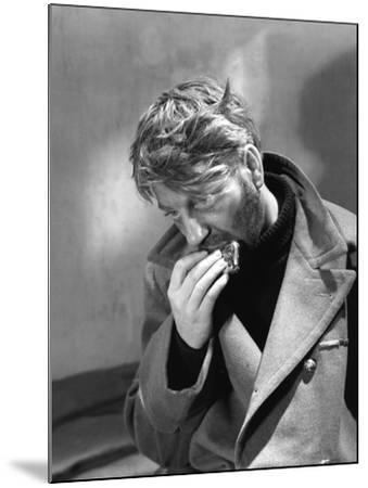 La grande Illusion by JeanRenoir with Jean Gab 1937 (b/w photo)--Mounted Photo