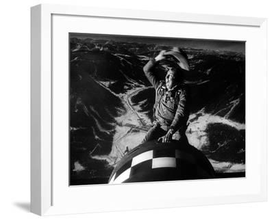 Docteur Folamour Dr Strangelove ( How I Learned to Stop Worrying and Love the Bomb) by Stanley Kubr--Framed Photo