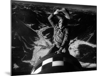 Docteur Folamour Dr Strangelove ( How I Learned to Stop Worrying and Love the Bomb) by Stanley Kubr--Mounted Photo