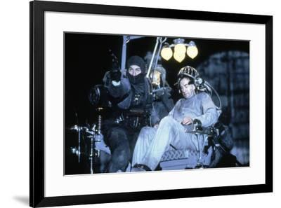 Brazil by TerryGilliam with Jonathan Pryce and Robert by Niro, 1985 (photo)--Framed Photo