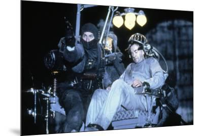 Brazil by TerryGilliam with Jonathan Pryce and Robert by Niro, 1985 (photo)--Mounted Photo