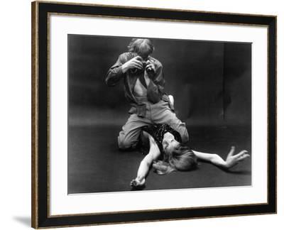 Blow Up 1966 Directed By Michelangelo Antonioni David Hemmings Bw