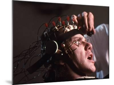 A CLOCKWORK ORANGE, 1971 directed by STANLEY KUBRICK with Malcolm McDowell (photo)--Mounted Photo