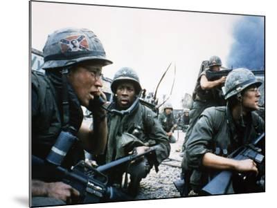FULL METAL JACKET, 1987 directed by STANLEY KUBRICK Arliss Howard / Matthew Modine (photo)--Mounted Photo