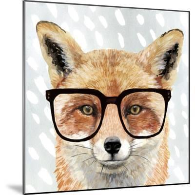Four-eyed Forester I-Victoria Borges-Mounted Premium Giclee Print