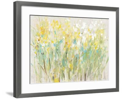 Floral Cluster II-Tim O'toole-Framed Art Print