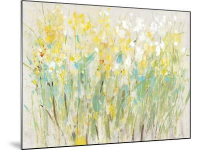 Floral Cluster II-Tim O'toole-Mounted Art Print