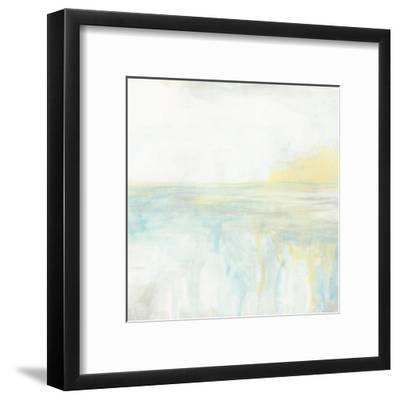 Subtle Sunrise II-June Vess-Framed Art Print