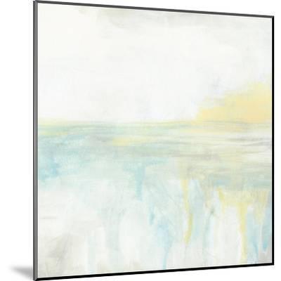 Subtle Sunrise II-June Vess-Mounted Art Print