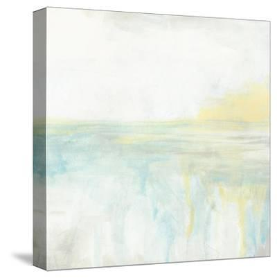Subtle Sunrise II-June Vess-Stretched Canvas Print