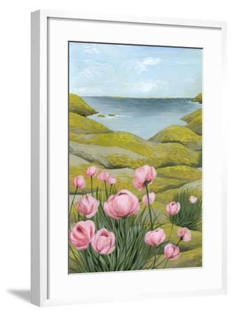 Cliffside II-Grace Popp-Framed Art Print