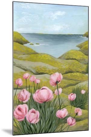 Cliffside II-Grace Popp-Mounted Art Print