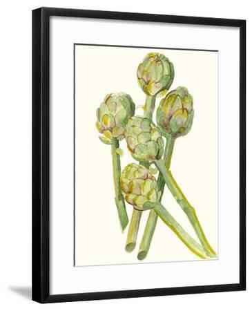Early Harvest I-Alicia Ludwig-Framed Art Print