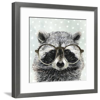 Four-eyed Forester IV-Victoria Borges-Framed Premium Giclee Print