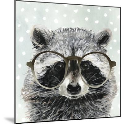 Four-eyed Forester IV-Victoria Borges-Mounted Premium Giclee Print