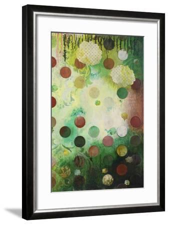 Floating Jade Garden II-Heather Robinson-Framed Art Print