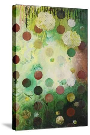 Floating Jade Garden II-Heather Robinson-Stretched Canvas Print