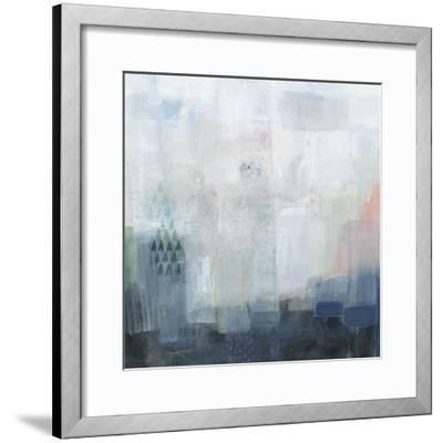 Boulder Coast I-Victoria Borges-Framed Art Print