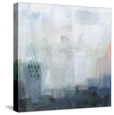 Boulder Coast I-Victoria Borges-Stretched Canvas Print