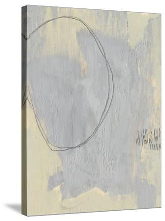 Sentry Dots IV-Jennifer Goldberger-Stretched Canvas Print