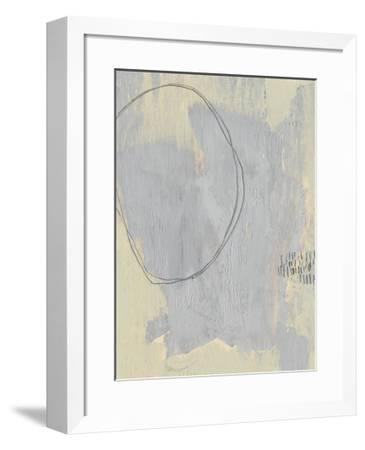 Sentry Dots IV-Jennifer Goldberger-Framed Art Print