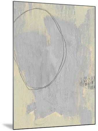 Sentry Dots IV-Jennifer Goldberger-Mounted Art Print
