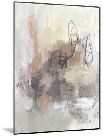 Neutral Pink I-Jennifer Goldberger-Mounted Art Print