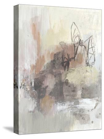 Neutral Pink I-Jennifer Goldberger-Stretched Canvas Print