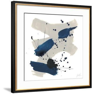 Kanji III-June Vess-Framed Art Print