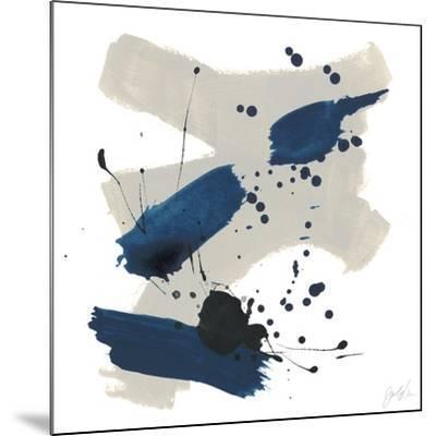 Kanji III-June Vess-Mounted Art Print