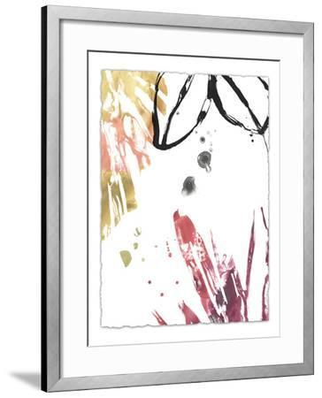 Tropical Moderne IV-June Vess-Framed Art Print