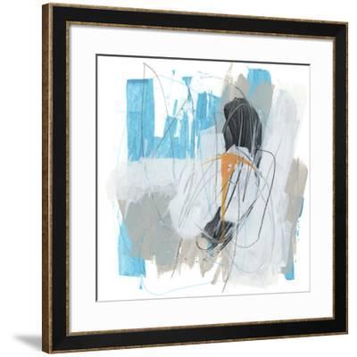 Symphony in Riffs III-June Vess-Framed Premium Giclee Print