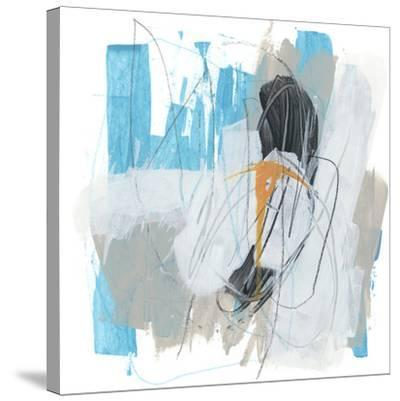 Symphony in Riffs III-June Vess-Stretched Canvas Print