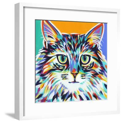 Dramatic Cats I-Carolee Vitaletti-Framed Premium Giclee Print