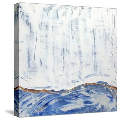 Blue Highlands II-Alicia Ludwig-Stretched Canvas Print