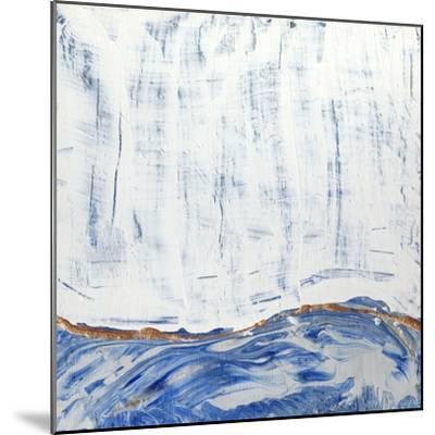 Blue Highlands II-Alicia Ludwig-Mounted Art Print