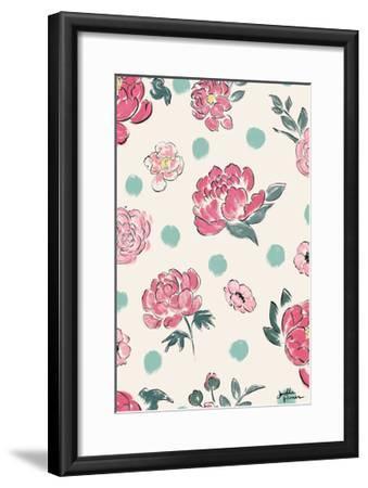 Live in Bloom Step 02A-Janelle Penner-Framed Art Print