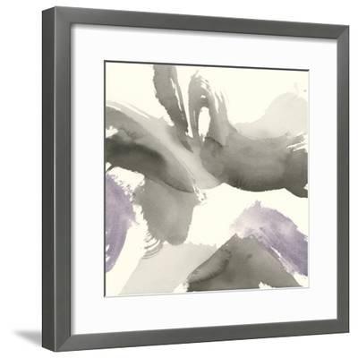 Amethyst Gesture I-Chris Paschke-Framed Art Print