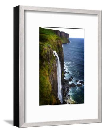 Kilt Rock-Philippe Sainte-Laudy-Framed Photographic Print