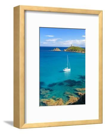 Welcome to Corsica-Philippe Sainte-Laudy-Framed Photographic Print