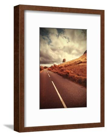Thinking Out Loud-Philippe Sainte-Laudy-Framed Photographic Print
