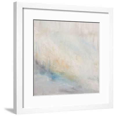 Quiet Expression-Hilary Winfield-Framed Giclee Print