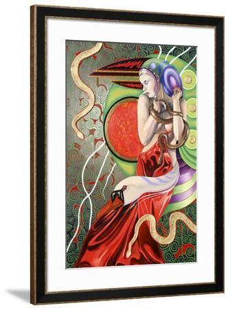 Temptation Of Eve 2-Graeme Stevenson-Framed Giclee Print
