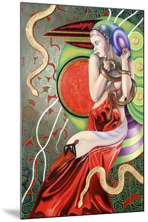Temptation Of Eve 2-Graeme Stevenson-Mounted Giclee Print